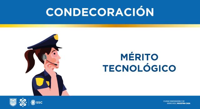 Mérito policial tecnológico