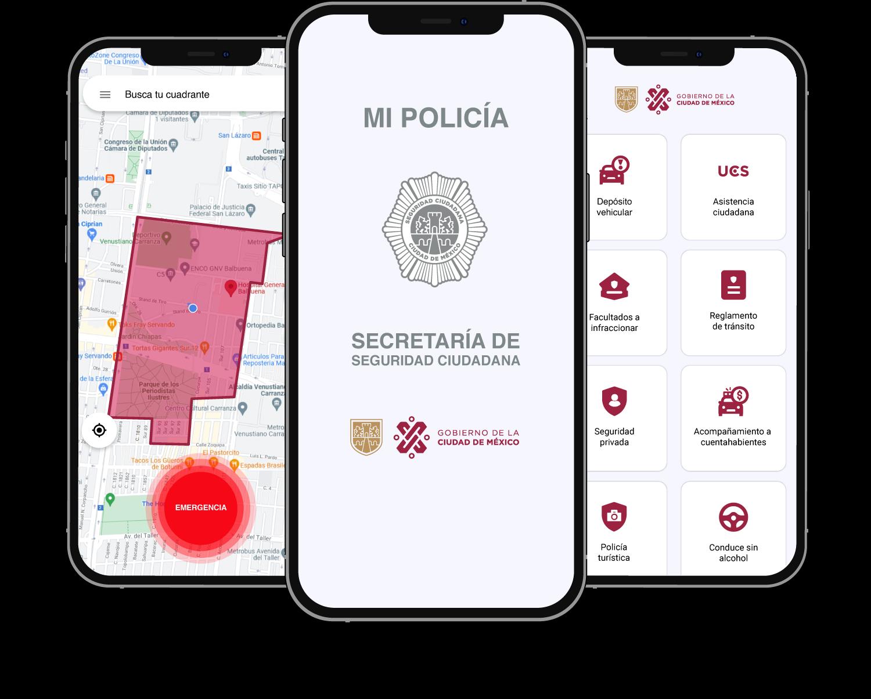 App Mi Policía