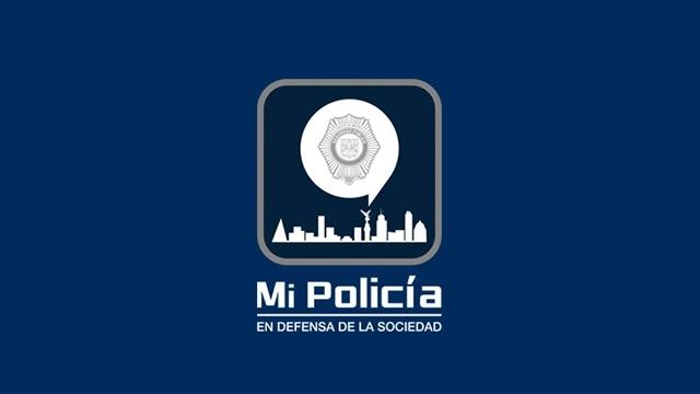 Aplicación Mi Policía