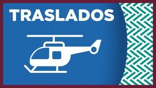 1385: Una ambulancia aérea de la SSC realizó el traslado de un menor de edad que resultó lesionado en un accidente automovilístico en la alcaldía Tlalpan