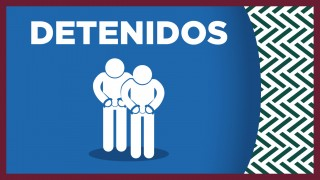 1386: Dos hombres señalados como posibles responsables del intento de robo a una tienda de autoservicio, fueron detenidos por oficiales de la SSC, en la alcaldía Magdalena Contreras