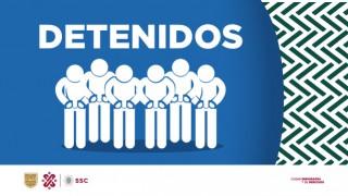 2161: Con un cerco virtual implementado en la alcaldía Gustavo A. Madero, efectivos de la SSC recuperaron una camioneta cargada con pruebas para el virus SARS-CoV-2 posiblemente robada y detuvieron a tres hombres